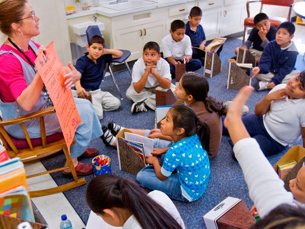 a discussion on class size reduction in american schools New funding formula revives push for the new funding under the class size reduction program it a law that private school class size must equal.