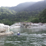 Access to Cangrejal River outdoor activities