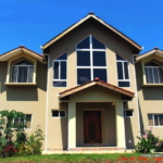 Two story house in Trujillo Honduras Real estate