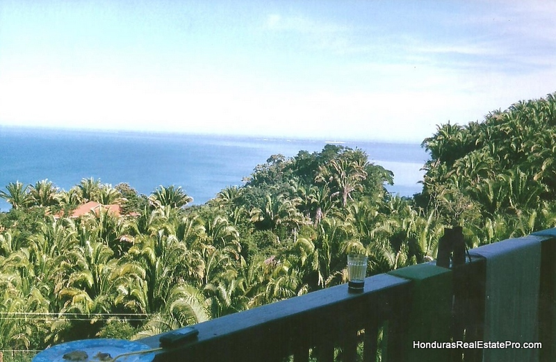Ocean View and Rainforest Home in Trujillo