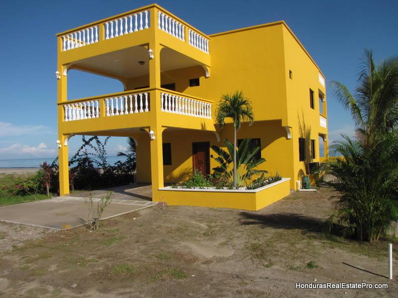Beachfront Bargain Hunt Honduras North Coast