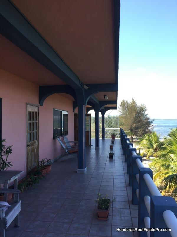 9 Beachfront Condos Amp Penthouse Resort Tela Honduras Real
